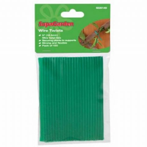 Wire Garden Twists - 100 Pack